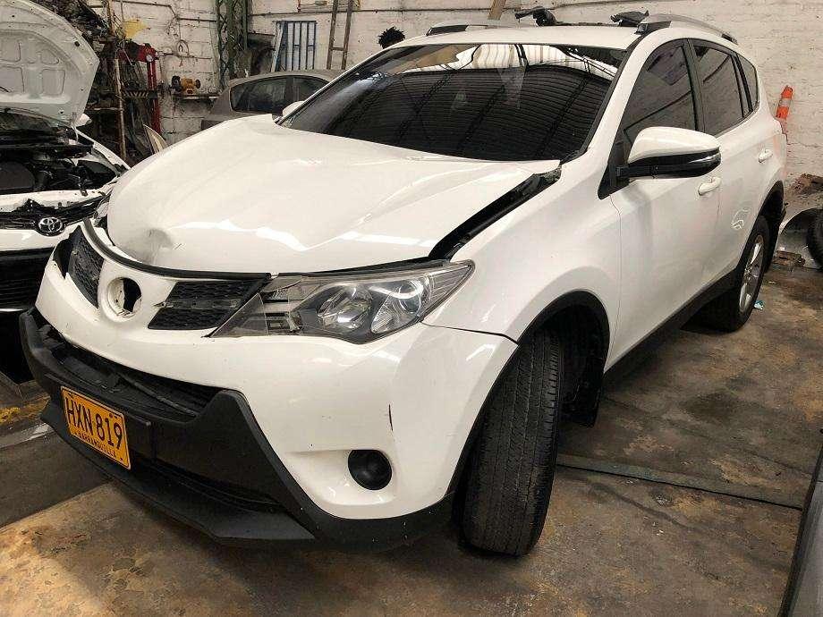 Toyota RAV4 2014 - 95000 km