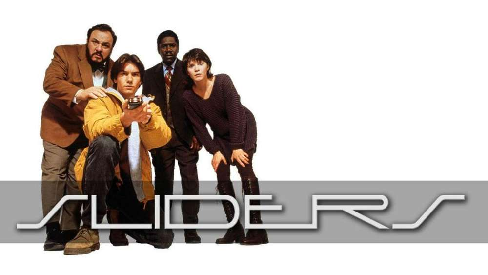 Sliders (Deslizadores) Serie completa (1995-2000) Set de 8 DVD's idioma original con subs español ENVÍO INCLUIDO