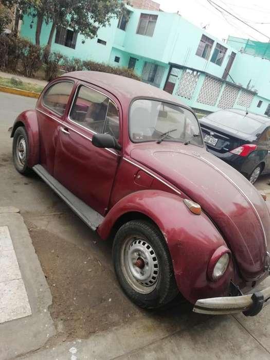Volkswagen Escarabajo 1968 - 250000 km