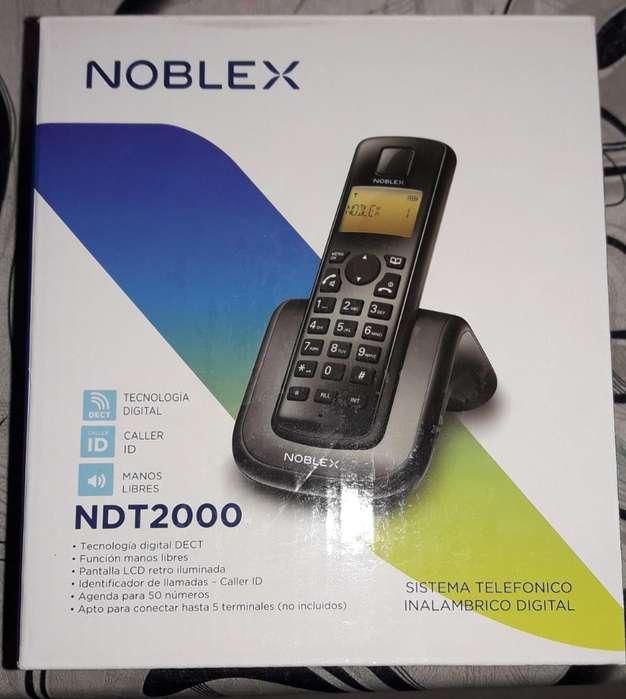 Ndt2000 Telefono Inalambrico Digital.