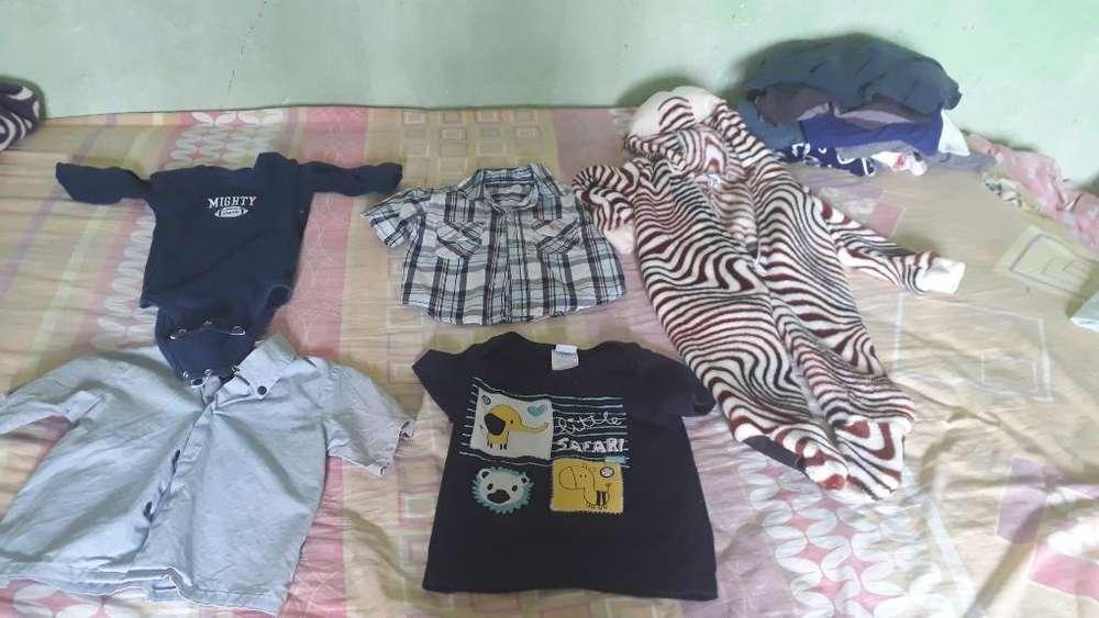 Lote de <strong>ropa</strong> Niño 1 Año