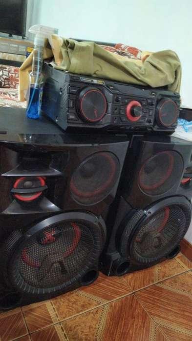Lg Xboom Pro 3200was