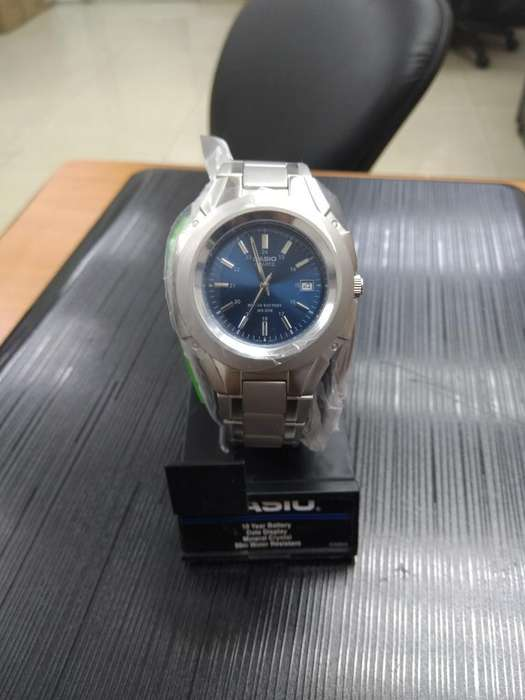 <strong>casio</strong> Metalico