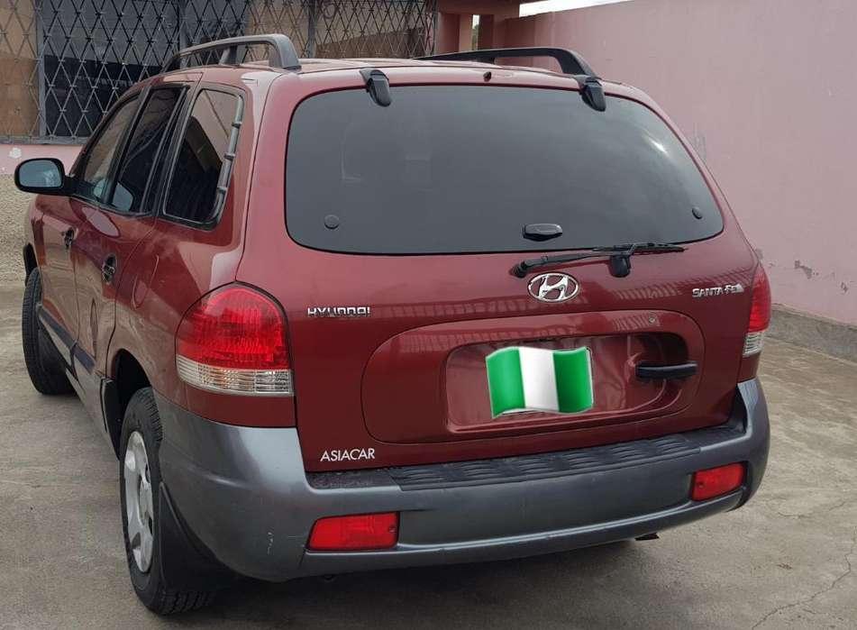 Hyundai Santa Fe 2005 - 174629 km