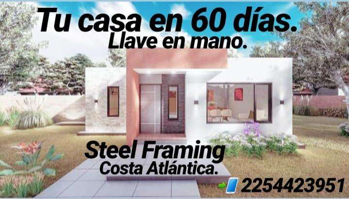 Construccion en Seco. Sistema Steel Framing