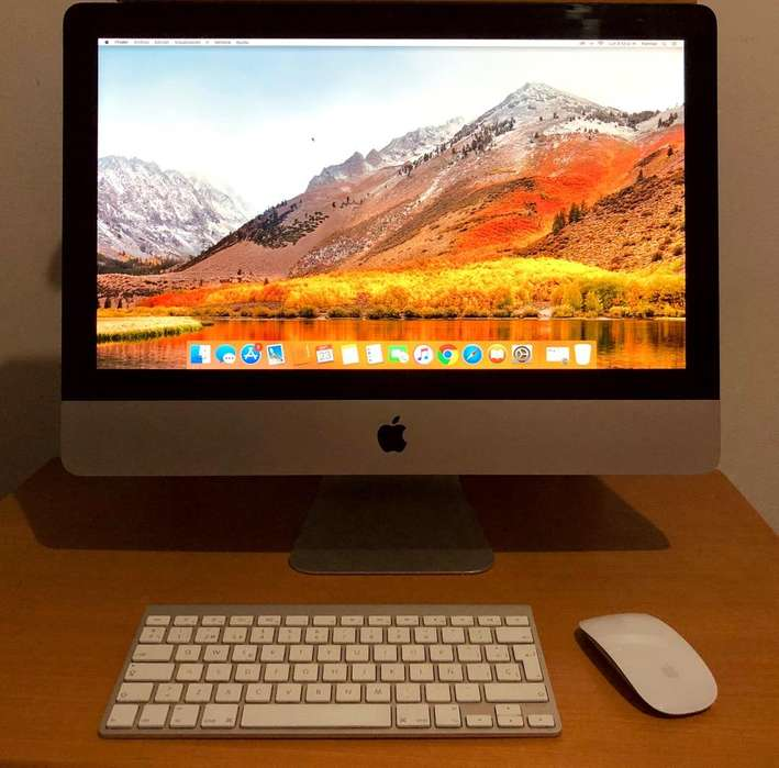 Computador iMac de 21.5