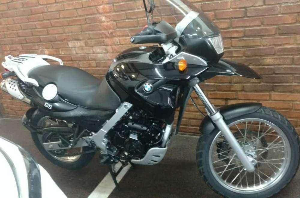 Moto Bmw 650 Año2010 Full Abs Accesorios