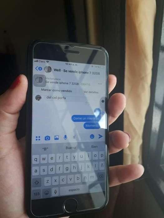 iPhone 7 32Gb No Hago Cambios