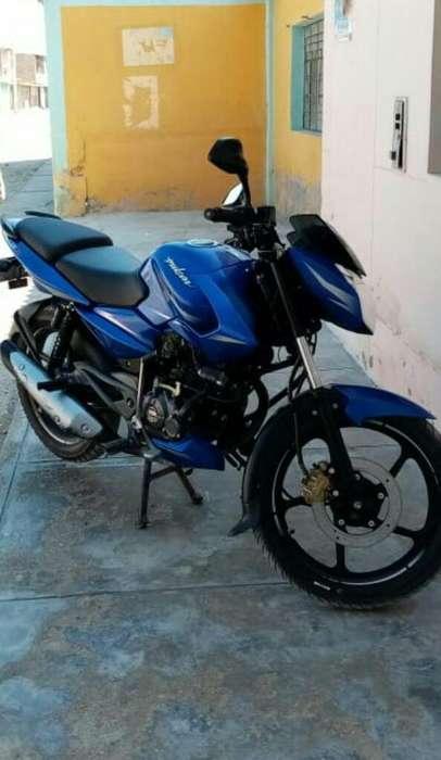 Moto Lineal Pulsar 135 Ls