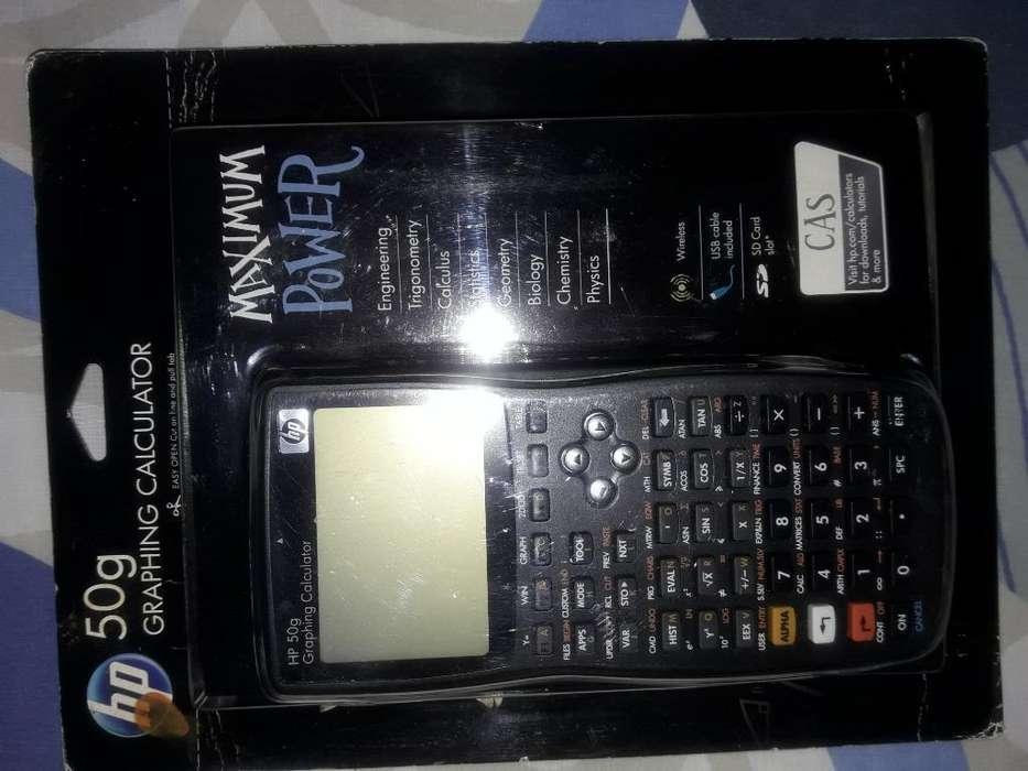 <strong>calculadora</strong> Hp 50g