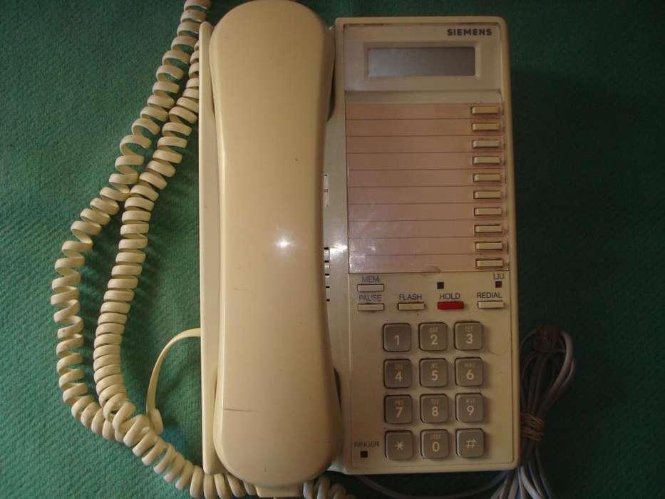 Telefono Modelo Siemens Euroset Plus 2110 Usado Funcionando