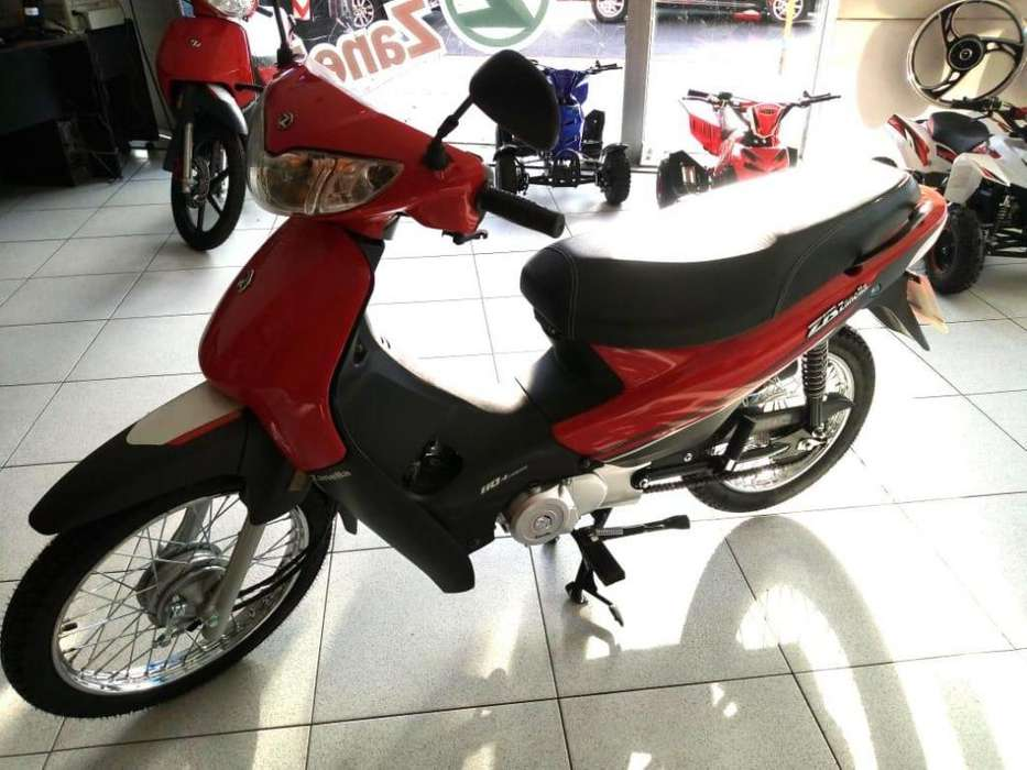 Zanella ZB 110 Automatica
