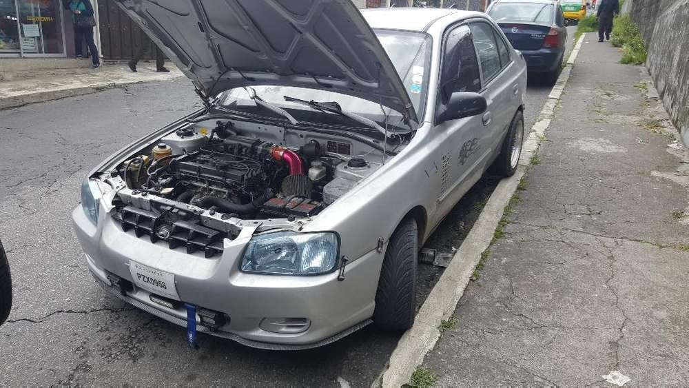 Hyundai Otro 2002 - 0 km