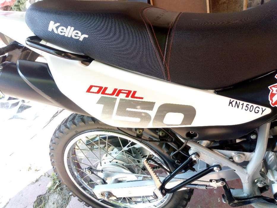 Vendo Ya Keller 150cc 2018 Tds Los Papel