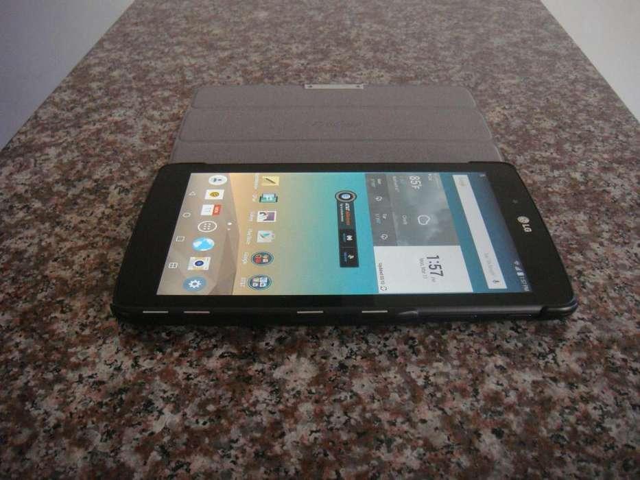 NEGOCIABLE LG PAD 7.0 LTE 16GB SE VENDE.
