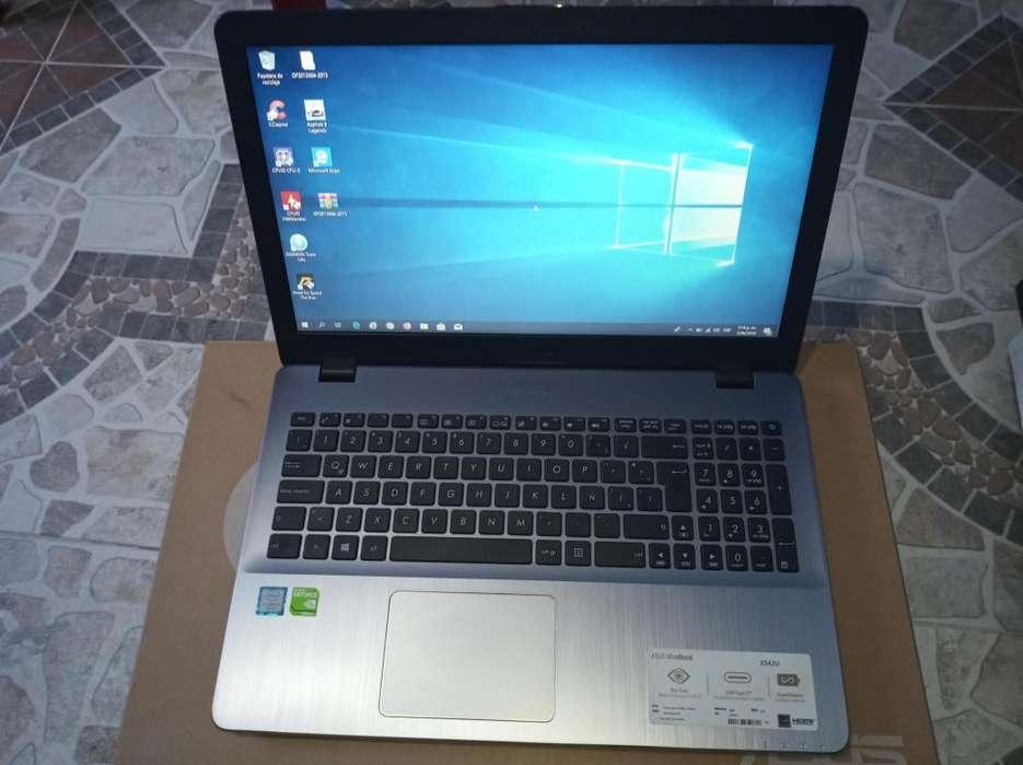 Portatil Asus Vivobook X542ur, Core I3 7100u, Video 2gb