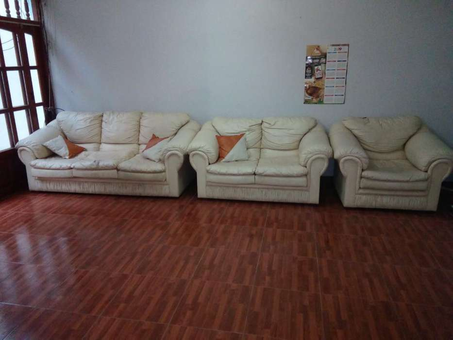 Vendo Muebles de Cuero