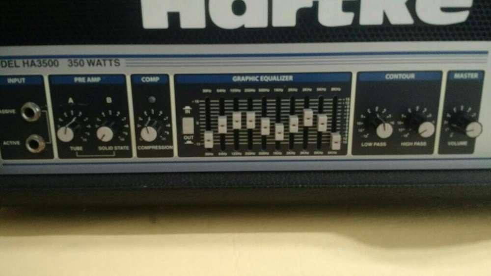 Amplificador de bajo Hartke Ha 3500