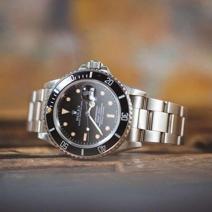 Reloj Hombre Casual <strong>rolex</strong> Submariner Outfit DTEMPORADA