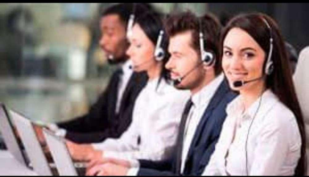 Incorporamos Vendedores de Call Center
