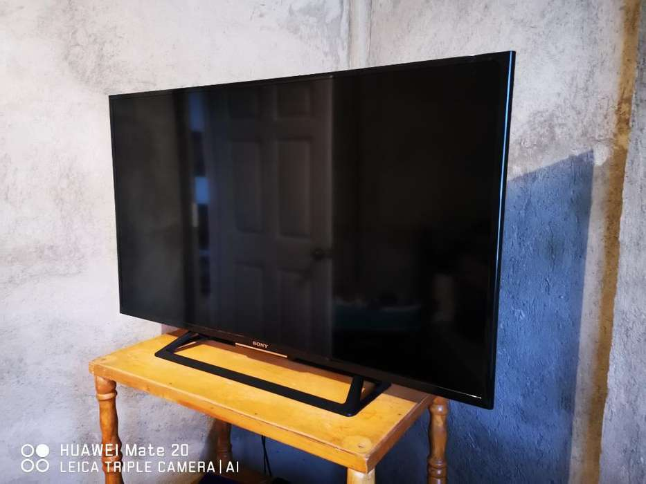 Se Vende Pantalla Smart Tv Sony