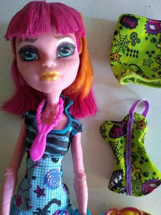 Monster High Original Gigi Grant C Acces