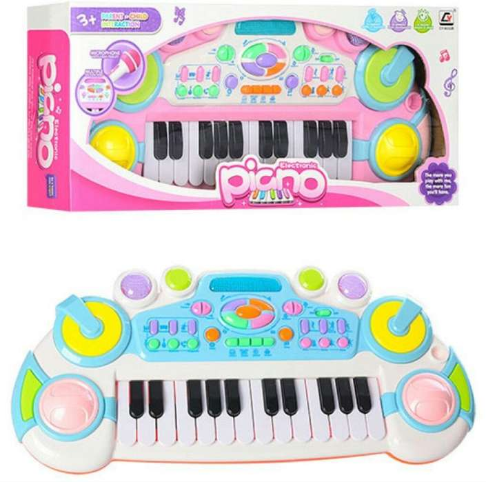 Sensacional Pianos para Niños