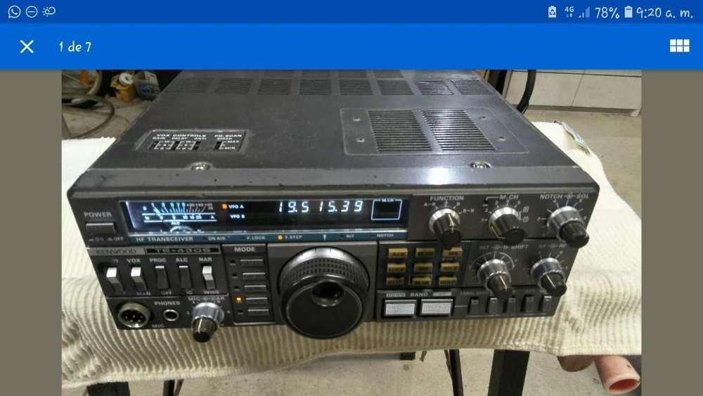 Radios de Comunicación Hf