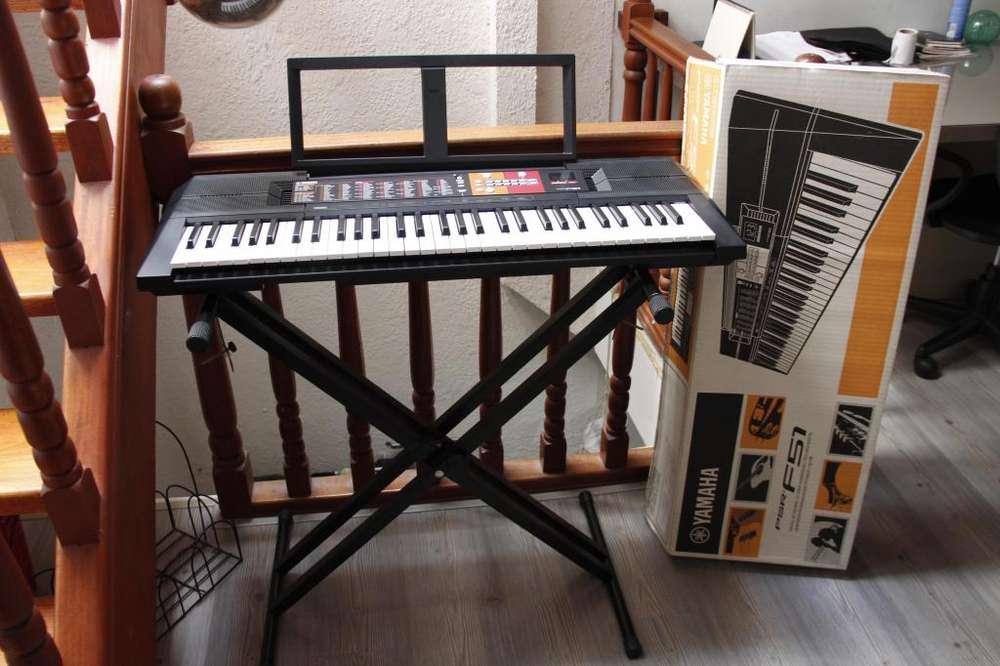 Organeta Yamaha Psr F51