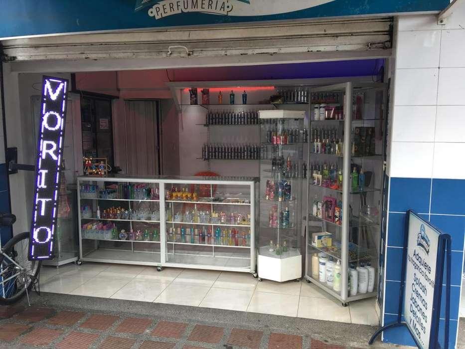 GANGAZO - Se vende Perfumería acreditada