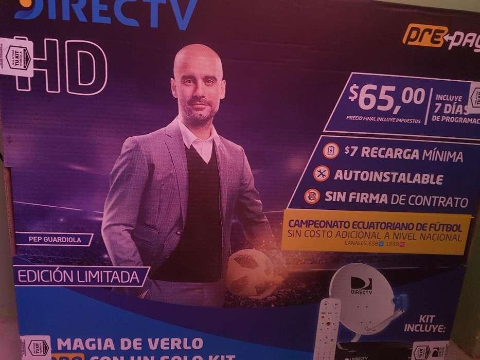 Antena Directv Hd Nueva