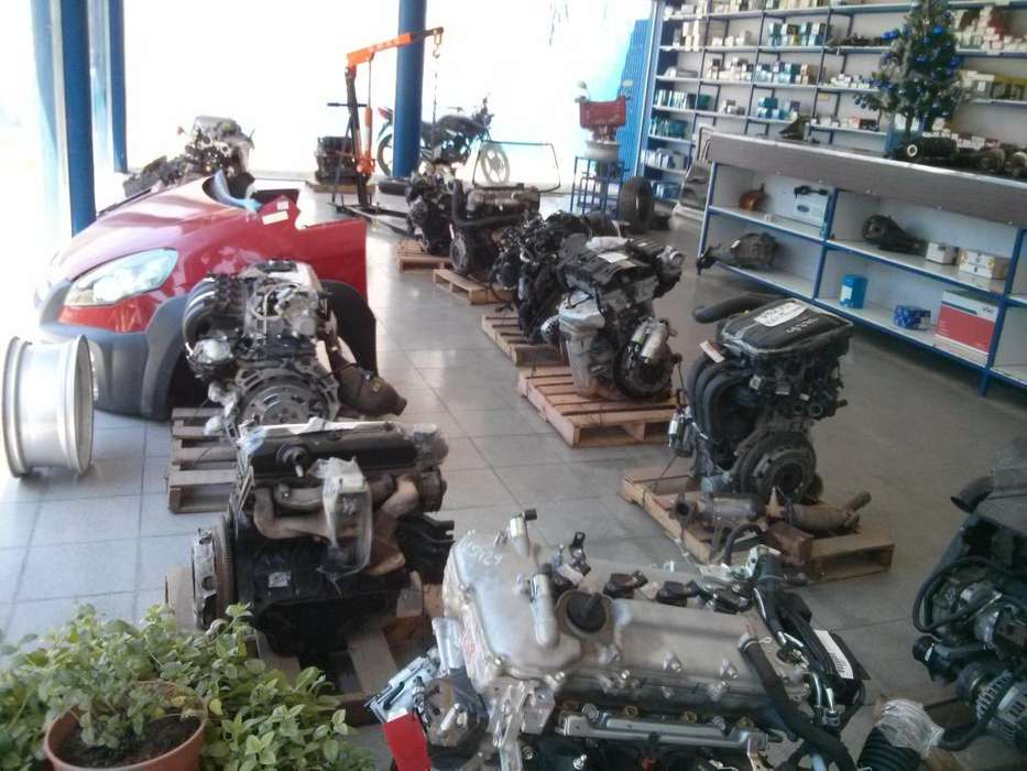 MOTOR COMPLETO VW POLO DIESEL 2004