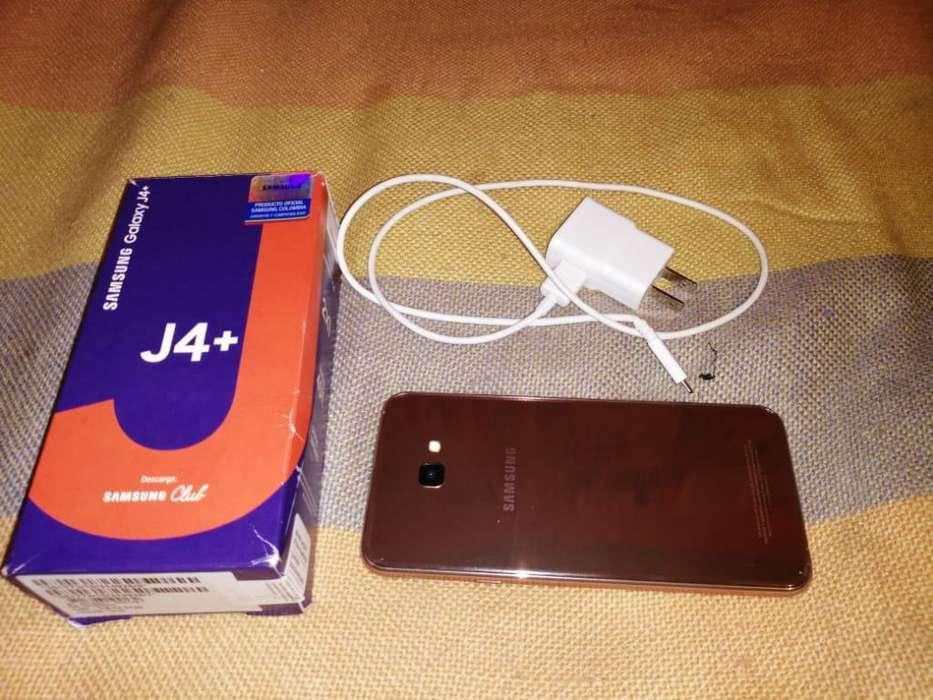 Vendo Samsung Galaxy J4 Plus Como Nuevo
