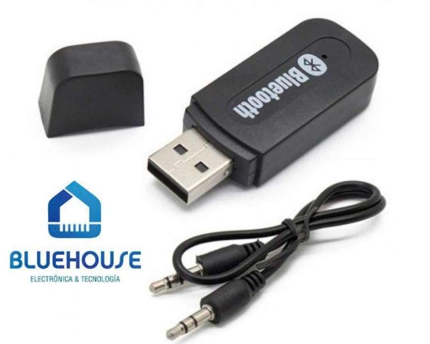 Adaptador USB bluetooth Emisor y Receptor
