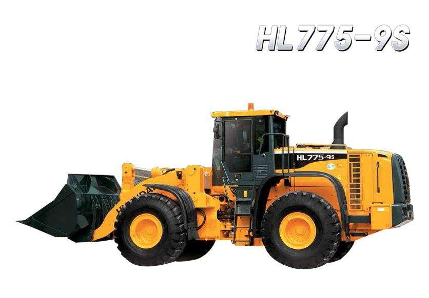 CARGADORA HYUNDAI HL775-9S CUCHARON 4.5 m3