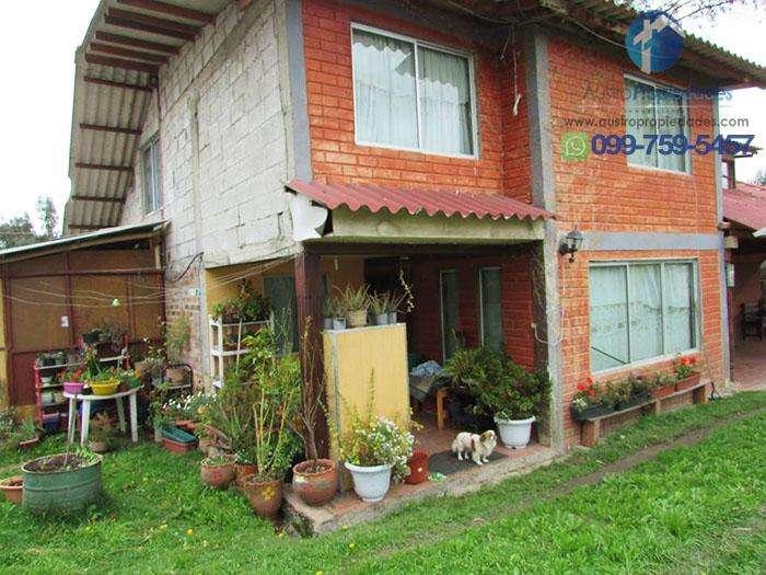 Propiedad con 2 casas en Venta Sector San José de Balzay