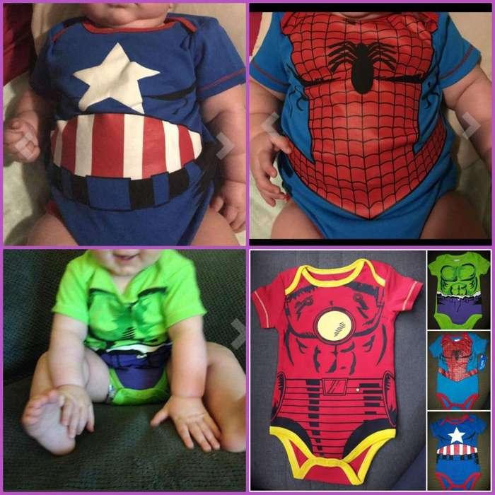 <strong>ropa</strong> de Bebe Marca Marvel Superhéroes