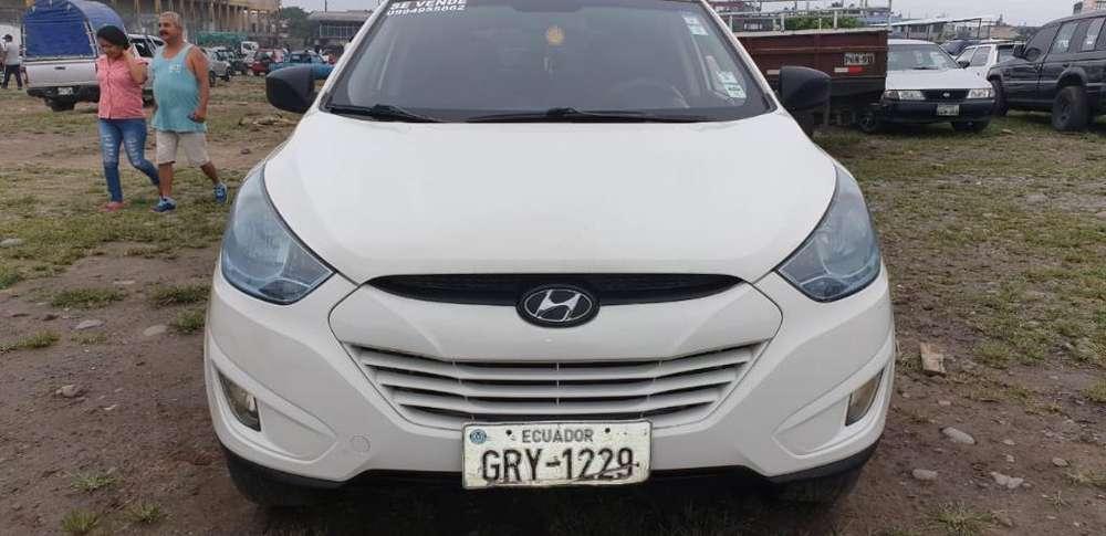 Hyundai Tucson 2011 - 267000 km