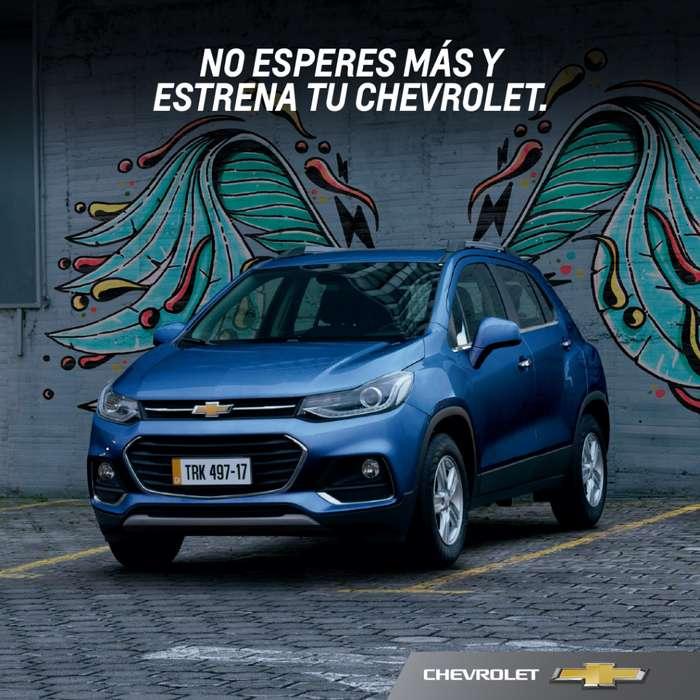 Chevrolet Tracker 2020 - 0 km