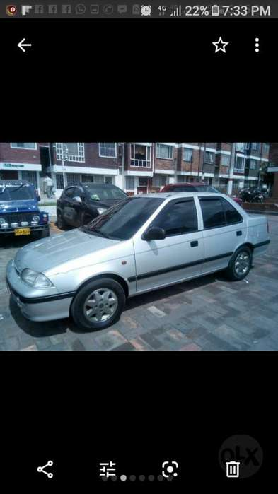 Chevrolet Swift 1996 - 9000 km