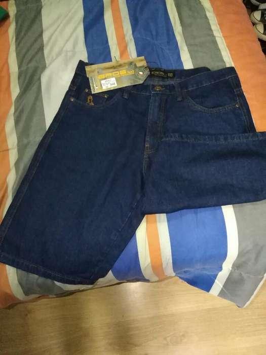 Short Jean 32