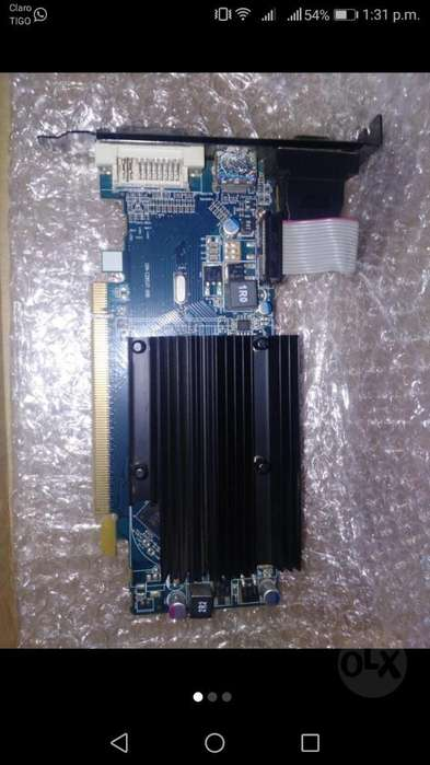 Vendo Tarjeta de Video Hd 5450 1gb Ddr3