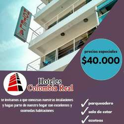 Hotel Colombia Real Cartagena