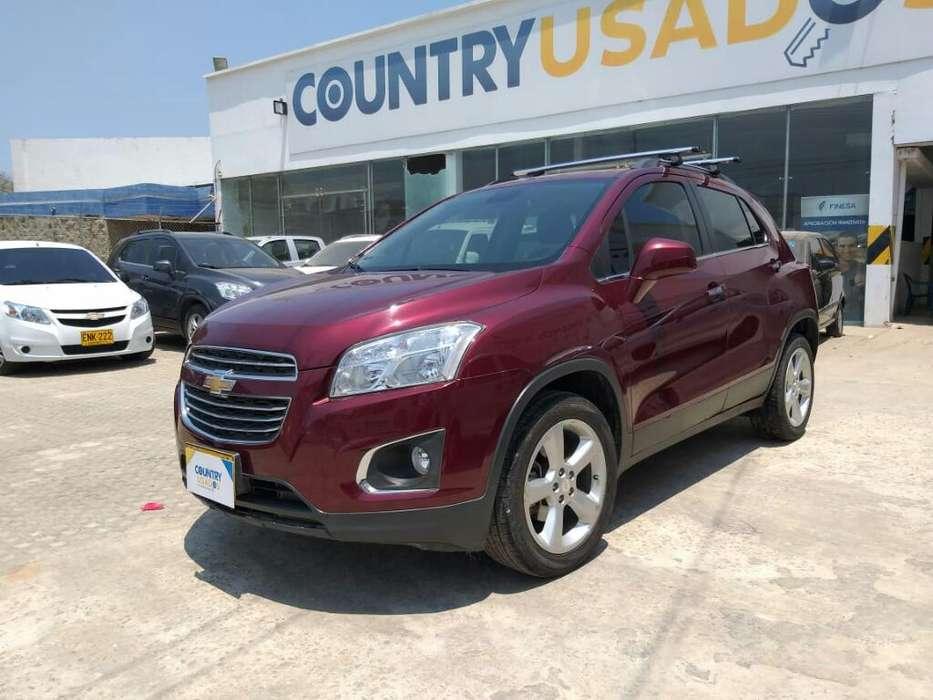 Chevrolet Tracker 2017 - 77000 km