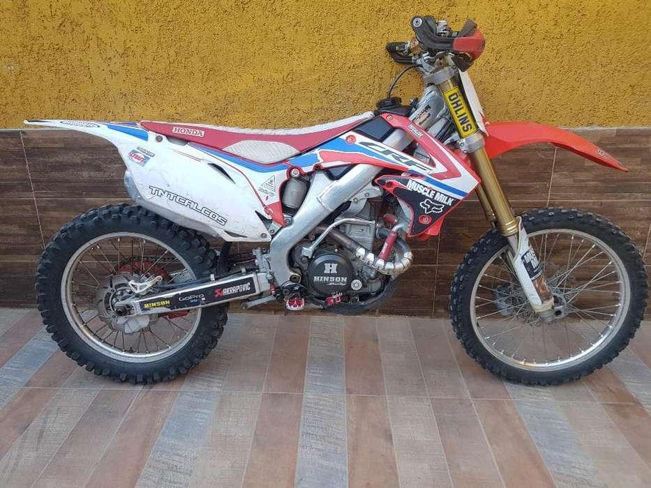 <strong>honda</strong> Crf 250 R Inyección Enduro Cross