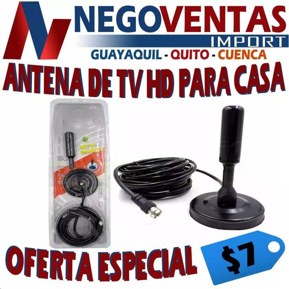 ANTENA DE TELEVISION HD DE OFERTA