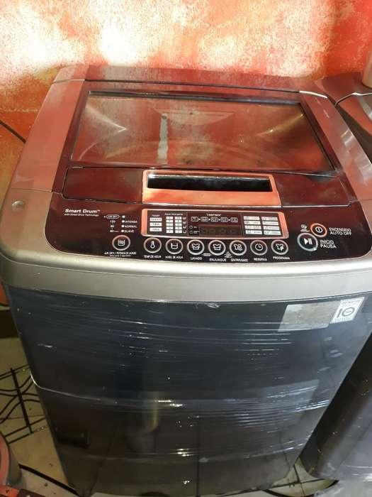 Se Vende Lavadora Turbo Drum Tapa Vidrio