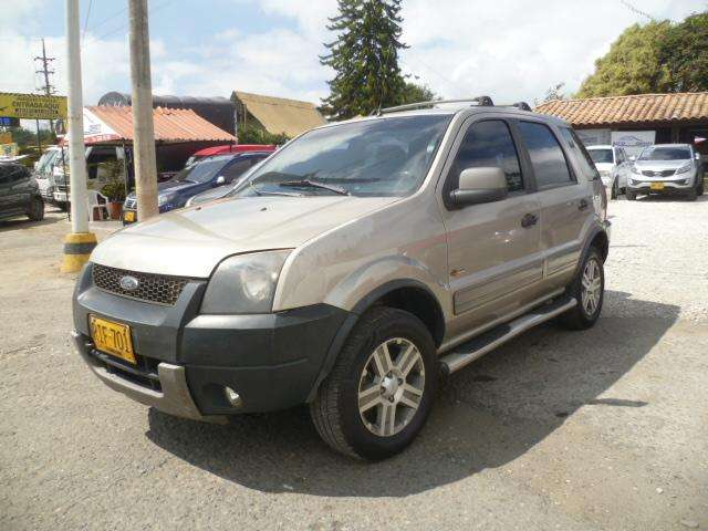 <strong>ford</strong> Ecosport 2007 - 287930 km