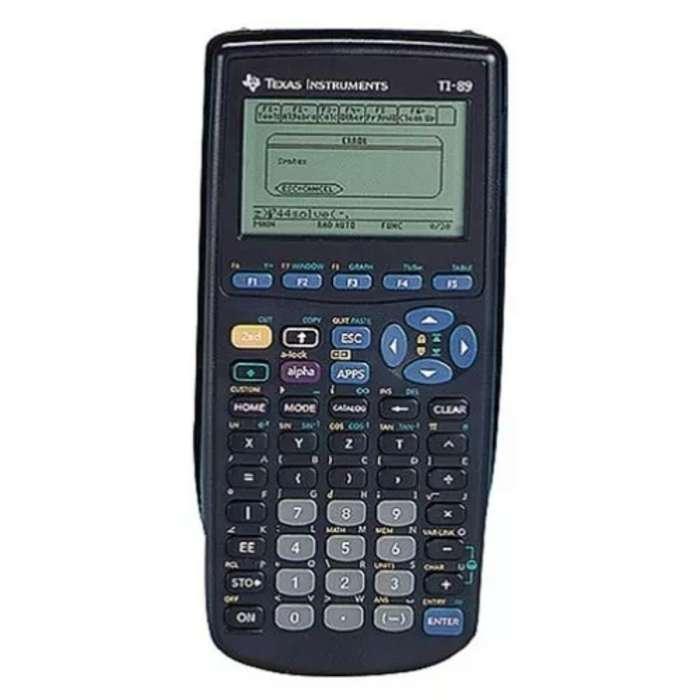 Calculadora Gráfica de Texas Instruments