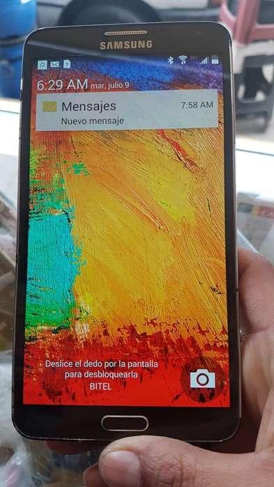 Vendo Samsung Note 3